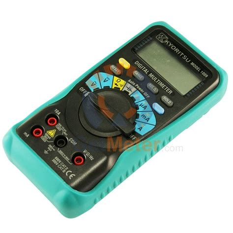 Multimeter Kyoritsu 1009 kyoritsu 1009 digital multimeter details and price on