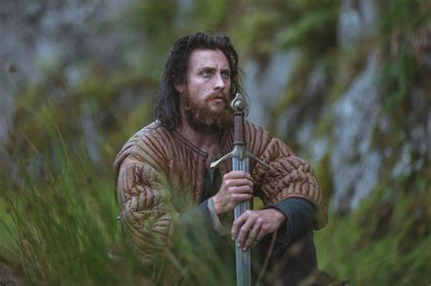 aaron taylor johnson outlaw king outlaw king chris pine 232 il primo re di scozia quot niente a