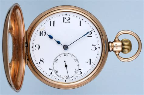 antique pocket gold half by rolex from