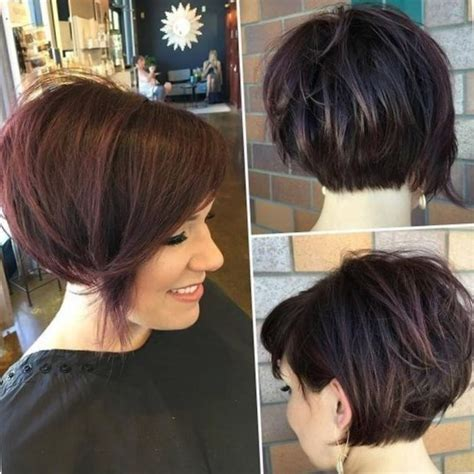 hair color and cut for woman 57 yrs old cortes asimetricos 2017 cortes de pelo pinterest