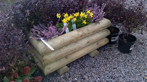 garden planters the wooden workshop oakford