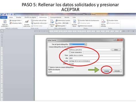 formato apa en word 2010 apexwallpapers com como citar con norma apa 6 edici 243 n en microsoft word