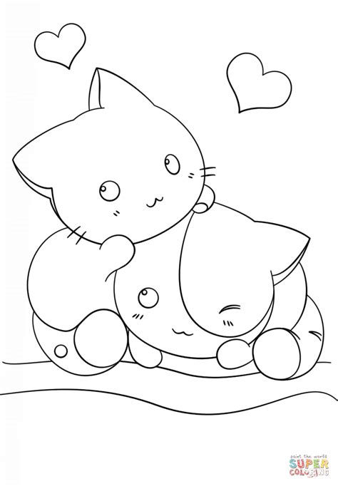 nyan cat coloring pages cat portrait coloring page free