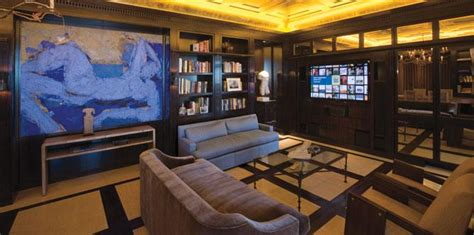 home theater design new york city living rooms osbee