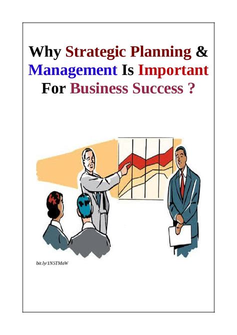 Is Mba Necessary To Be Successful In Business by Issuu Why Strategic Planning Management Is Important