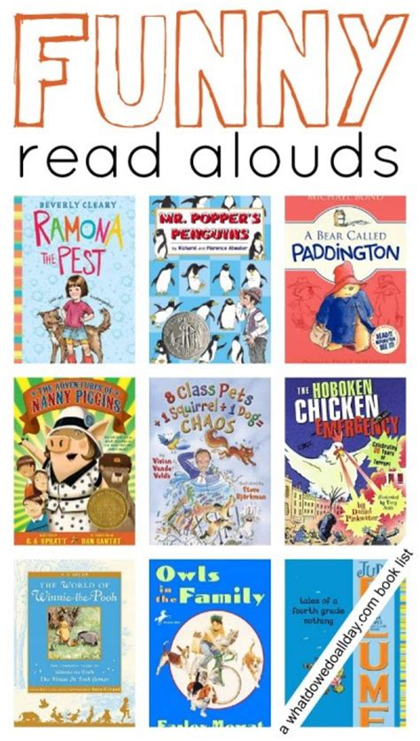 read picture books 10 hilariously books to read aloud