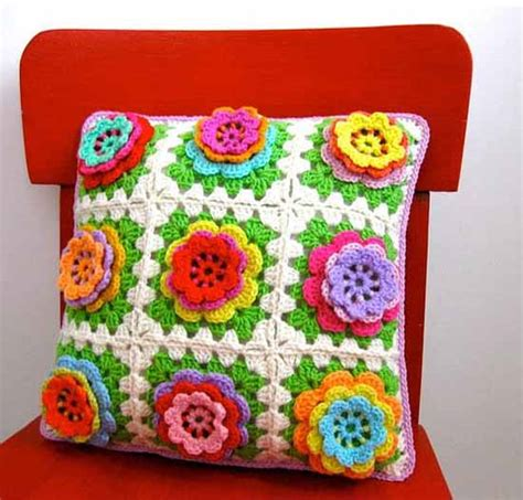 home decor crochet knitting and crochet for home decor handicrafts trend in