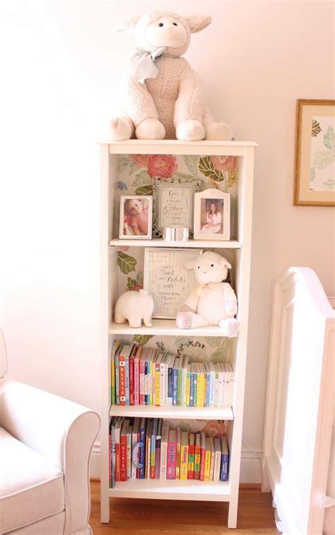target wallpaper pinterest target bookshelf lined with wallpaper future baby stuff