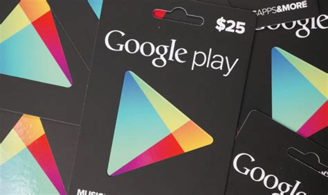 Google Play Gift Card Deal - deal get 5 off 50 google play store gift cards