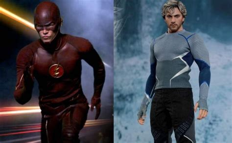 movie quicksilver vs flash marvel vs dc 12 similar characters in dc and marvel comics