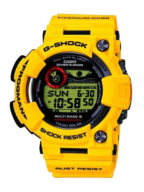 Kaos Gshock Frogman casio g shock frogman gwf 1000 and gf 8250 all models