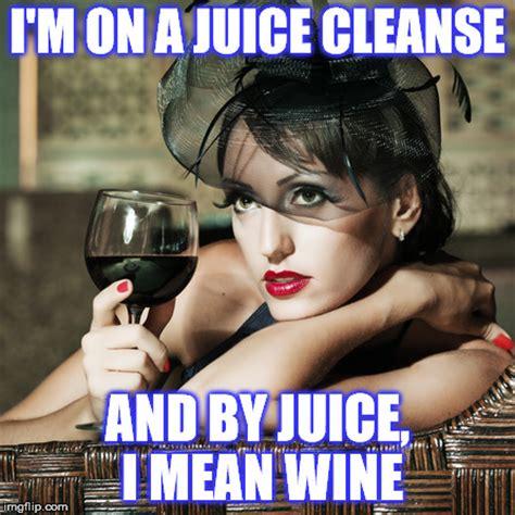 Detox Cleanse Meme by Retro Warning Imgflip