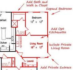 Mother In Law Addition Plans by In Law Addition Plans In Law Suite Homes At Stanton