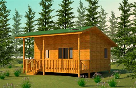 cabins plans wilderness cabin plan