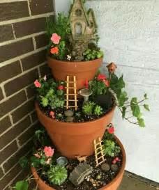 Gardens In A Flower Pot 25 Best Ideas About Gardening On Fairies Garden Mini Garden And