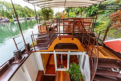 boat house airbnb 17 best images about houseboats on airbnb on pinterest