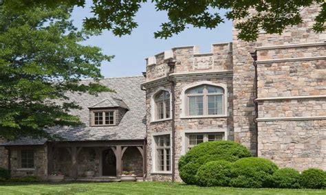 small castle home plans