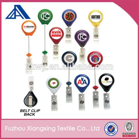 Id Card Jepit Yoyo retractable yoyo badge reel for id card holder buy yoyo badge retractable yoyo badge reel yoyo