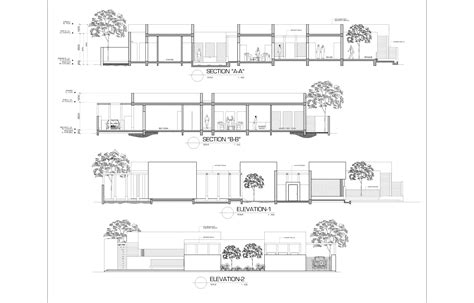 sectional drawing pdf building drawing plan elevation section pdf architectural