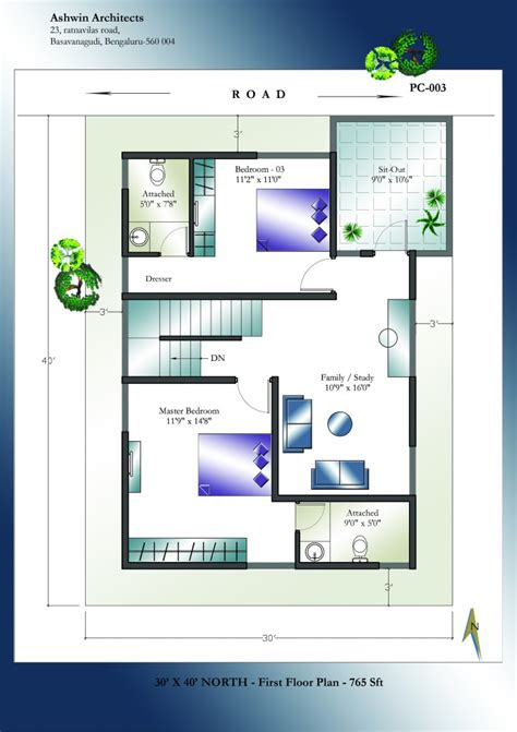 house layout blog 30 x 40 house plans 30 x 40 north facing house plans