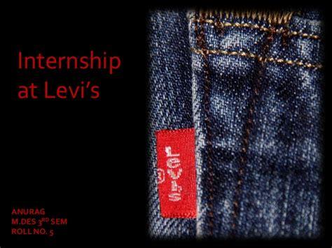 Levi Strauss Co Mba Internships by Internship At Levis