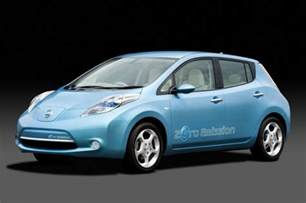 Electric Car Leaf Nissan Leaf Electric Car