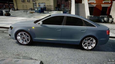 Audi A6 4 0 Tdi by Audi A6 Tdi 3 0 Para Gta 4