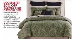 queen king croscill bedding hannah comforter sets 50
