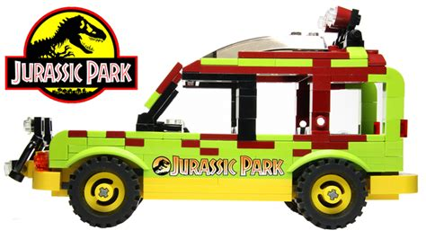 lego jurassic park jungle explorer jurassic park jungle explorer t rex encounter on lego