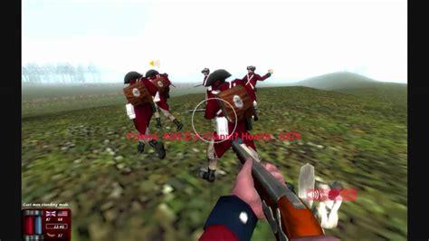 download game war mod battlegrounds 2 hl2 mod pc gameplay youtube