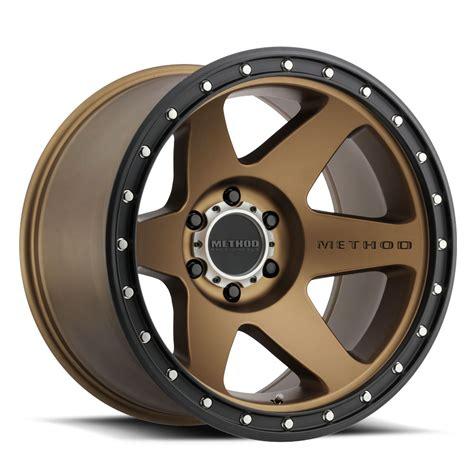 bronze wheels method race wheels mr610 wheels socal custom wheels