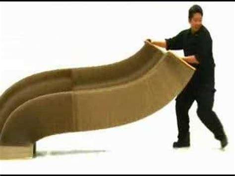 flexible love chair  taiwanese design youtube