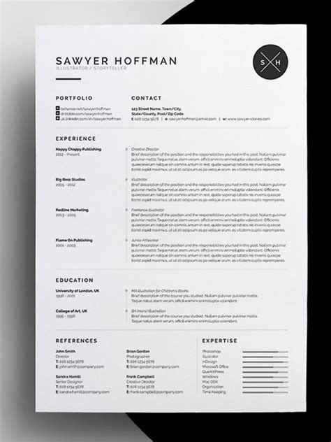 Amazing Resume Templates Free by Amazing Cv Templates Ideal Vistalist Co