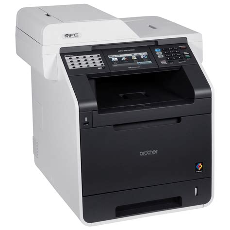 resetting brother laser printer brother mfc9970cdw printer copier scanner fax with duplex
