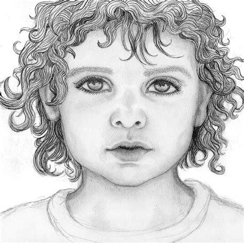 pencil drawing person custom portrait original pencil drawing a4 by
