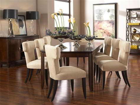rent dining room set boulevard dining room with aventura chairs cort com