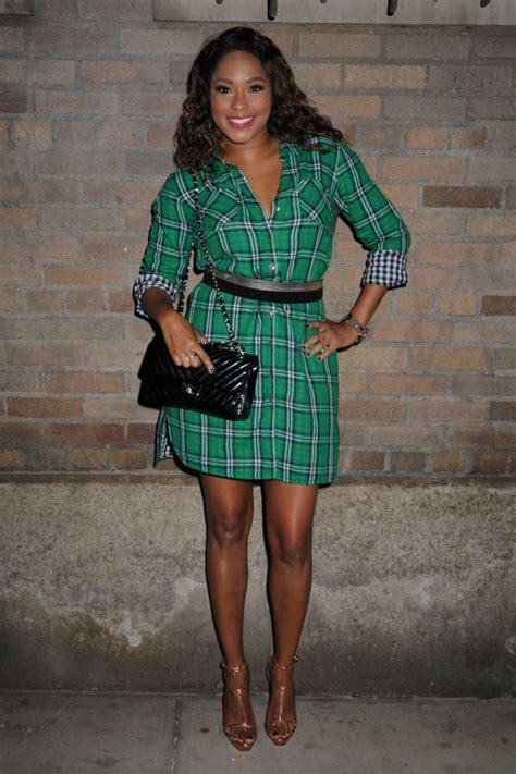 alicia quarles alicia quarles target img nyfw kickoff party in new york