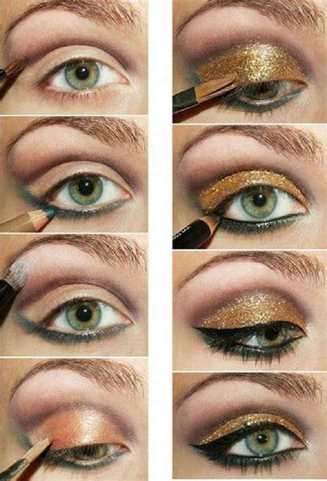 Eyeshadow Golden top 10 effortless and fast golden eyeshadow tutorials