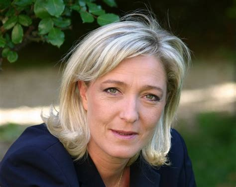 marine le pen marine le pen can still win it