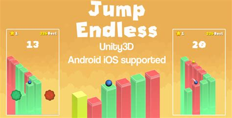 Jump Android Source Code jump endless unity3d source code android ios supported