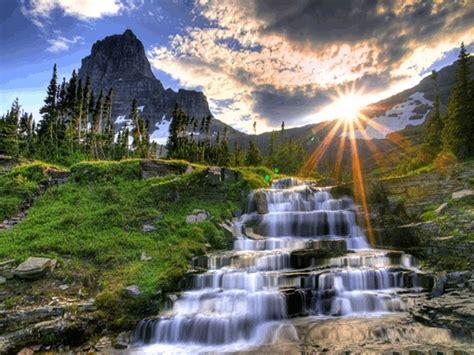 imagenes de paisajes gif con movimiento imagenes de paisajes hermosos con movimiento y brillo