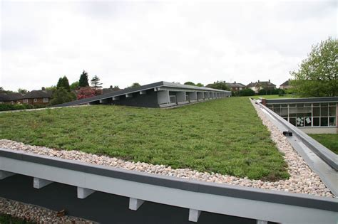 green roof single ply green roof installations roof assured by sika