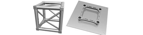 tralicci in alluminio tralicci in alluminio bama s r l