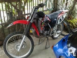 Honda 125 Dirt Bike Parts For Sale Kawasaki Kmx 125 Modified Dirt Bike 70k Fixed