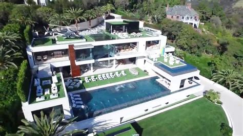 most expensive house this la mansion costs nearly seventy times the most