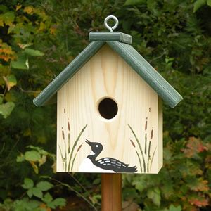 promotion new cheap wooden bird house wholesale buy