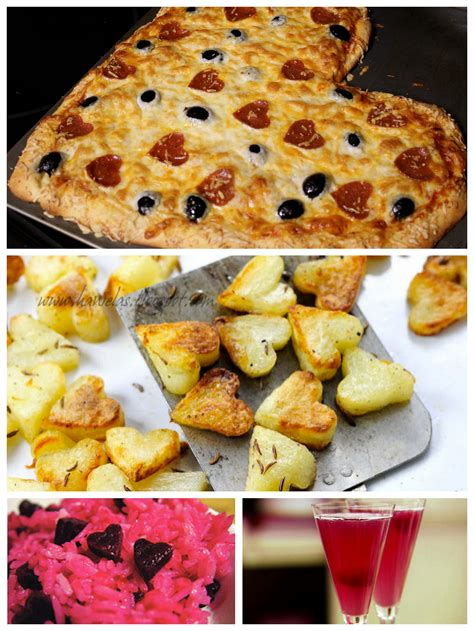 valentine s day food ideas - Valentines Dinner Ideas