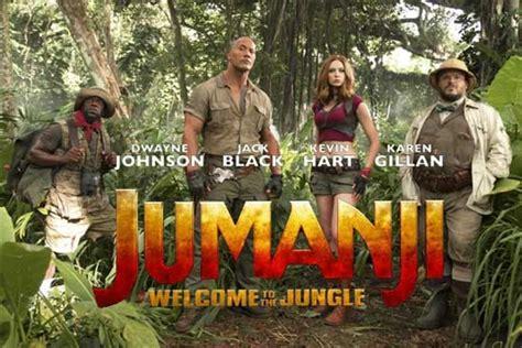 Film Jumanji Welcome To The Jungle Sinopsis   jumanji welcome to the jungle movie cast plot wiki