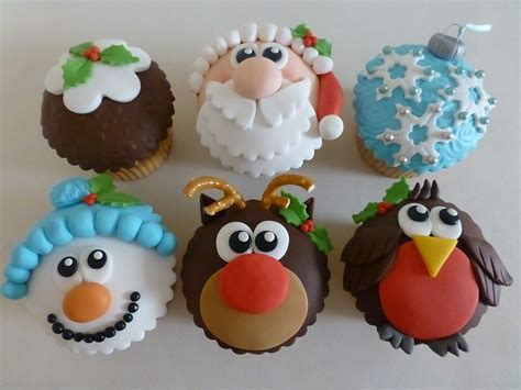 11 cute christmas cupcakes cake cup cakes and christmas