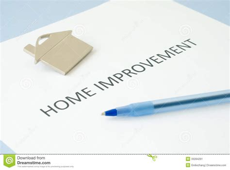 home improvement stock image image 33284291